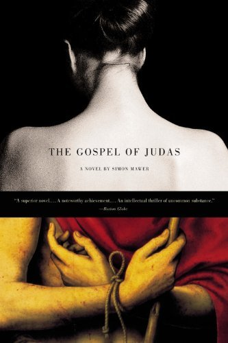 Simon Mawer Gospel Of Judas