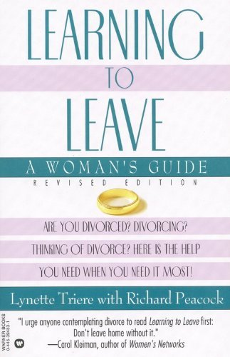 Lynette Triere Learning To Leave A Women's Guide Revised