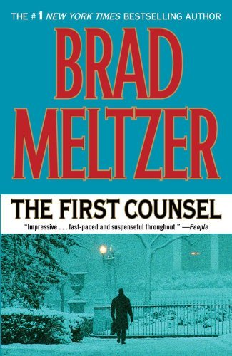 Brad Meltzer The First Counsel