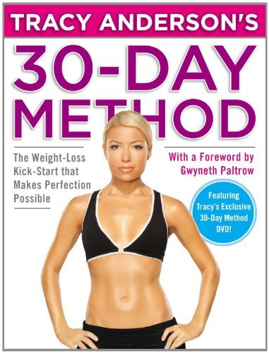 Tracy Anderson Tracy Anderson's 30 Day Method The Weight Loss Kick Start That Makes Perfection