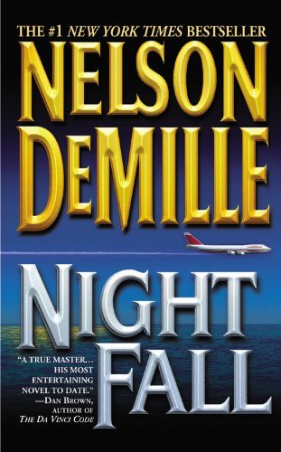 Nelson Demille Night Fall Large Print