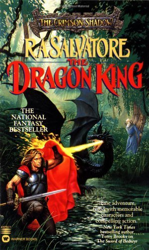 R. A. Salvatore The Dragon King