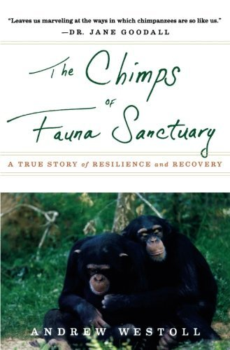 Andrew Westoll The Chimps Of Fauna Sanctuary A True Story Of Resilience And Recovery