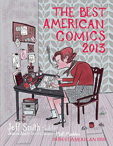 Jeff Smith The Best American Comics 2013 Revised