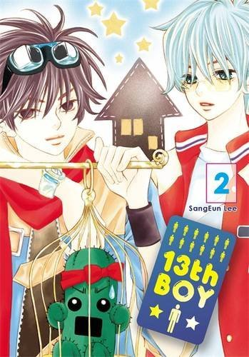 Sangeun Lee 13th Boy Volume 2