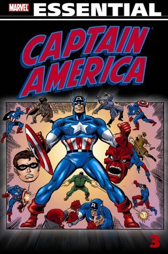 Stan Lee Captain America Vol. 3