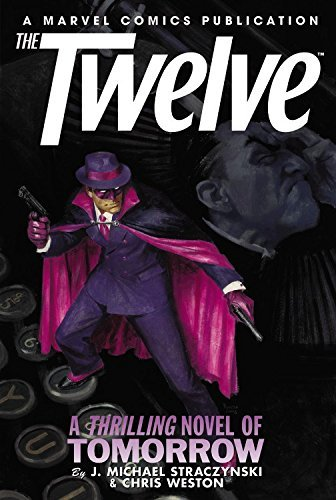 J. Michael Straczynski The Twelve Volume 2