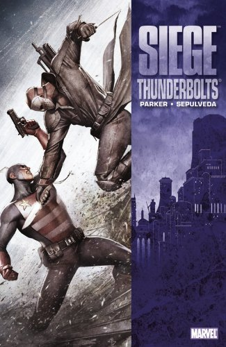 Jeff Parker Siege Thunderbolts