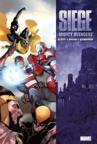 Christos Gage Siege Mighty Avengers