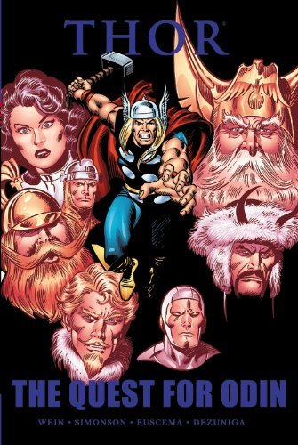 Len Wein Quest For Odin The