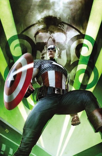 Jonathan Maberry Captain America Hail Hydra Collected