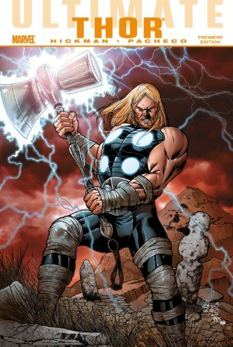 Jonathan Hickman Ultimate Comics Thor