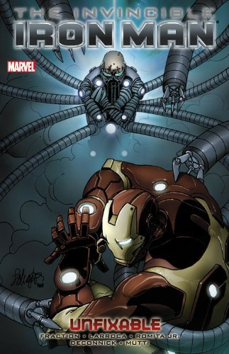 Matt Fraction Invincible Iron Man Volume 8 Unfixable