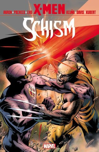 Jason Aaron X Men Schism