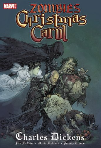 Jim Mccann Zombies Christmas Carol