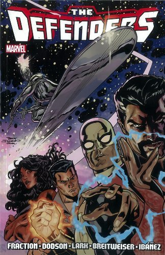Marvel Entertainment Defenders By Matt Fraction Volume 1