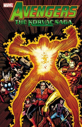 Jim Shooter Avengers The Korvac Saga