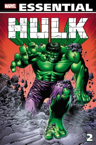 Stan Lee Essential Hulk Volume 2