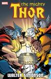 Walter Simonson The Mighty Thor Volume 1