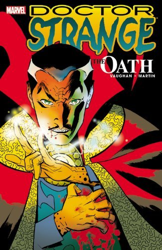 Brian K. Vaughan Doctor Strange The Oath