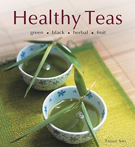 Tammy Safi Healthy Teas Green Black Herbal Fruit