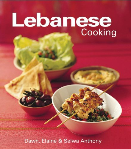 Dawn Anthony Lebanese Cooking