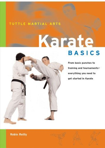 Robin L. Rielly Karate Basics