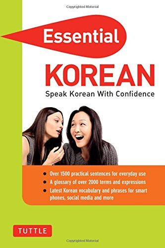 Soyeung Koh Essential Korean Speak Korean With Confidence! (korean Phrasebook
