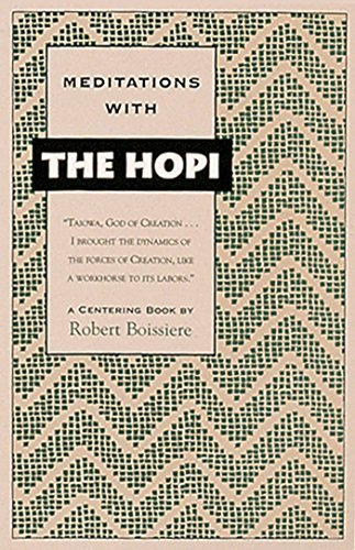 Robert Boissiere Meditations With The Hopi Original