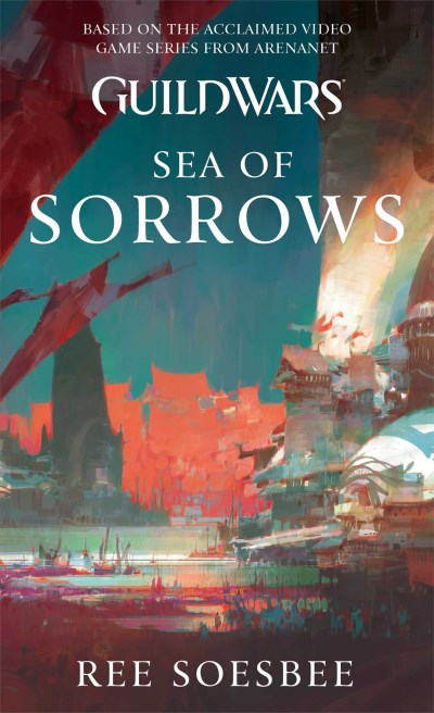 Ree Soesbee Sea Of Sorrows