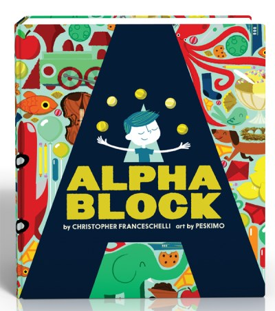Christopher Franceschelli Alphablock