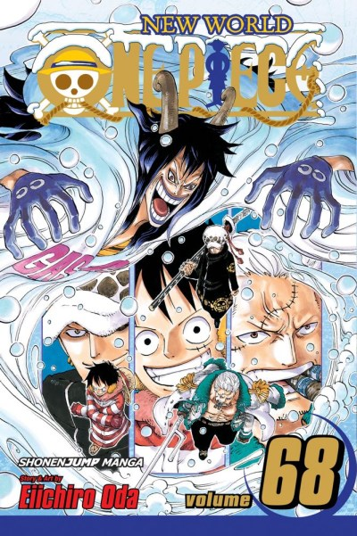 Eiichiro Oda One Piece Vol. 68 Original