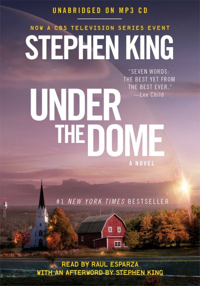 Stephen King Under The Dome Mp3 CD