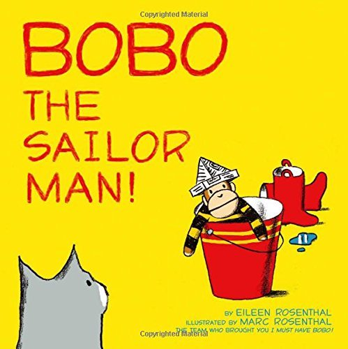 Eileen Rosenthal Bobo The Sailor Man!