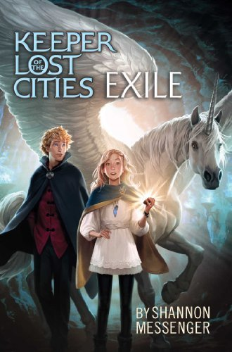 Shannon Messenger Exile (keeper Of The Lost Cities #2)