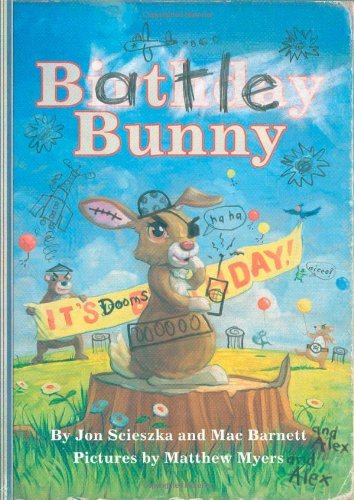 Mac Barnett Battle Bunny