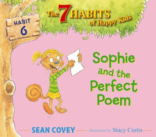 Sean Covey Sophie And The Perfect Poem