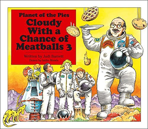 Judi Barrett Cloudy With A Chance Of Meatballs 3 Planet Of The Pies
