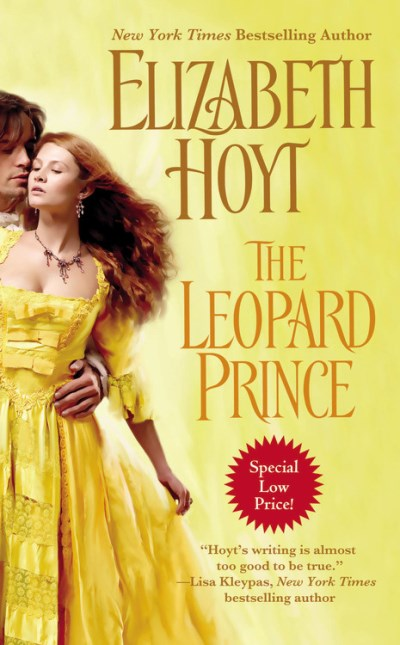 Elizabeth Hoyt The Leopard Prince