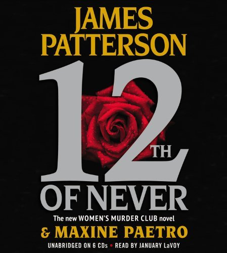 James Patterson 12th Of Never