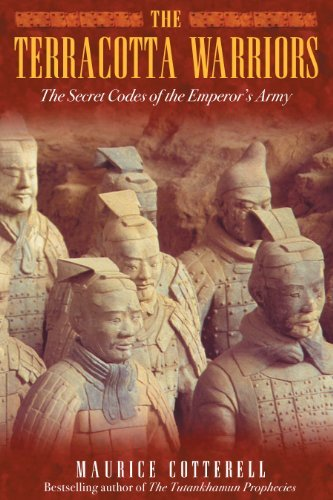 Maurice Cotterell The Terracotta Warriors The Secret Codes Of The Emperor's Army 0002 Edition;edition First