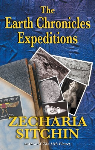 Zecharia Sitchin The Earth Chronicles Expeditions 0002 Edition;