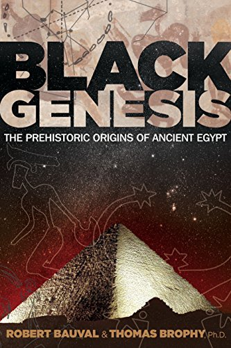 Robert Bauval Black Genesis The Prehistoric Origins Of Ancient Egypt
