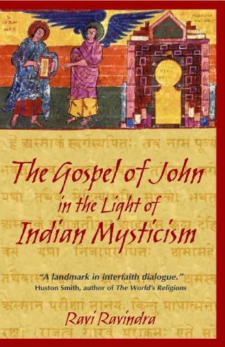 Ravi Ravindra The Gospel Of John In The Light Of Indian Mysticis Revised