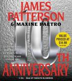 James Patterson 10th Anniversary Abridged