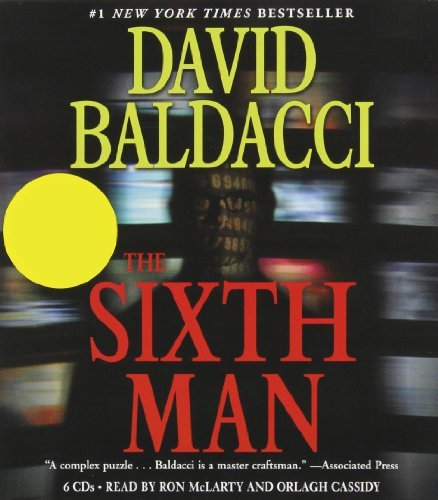 David Baldacci The Sixth Man Abridged
