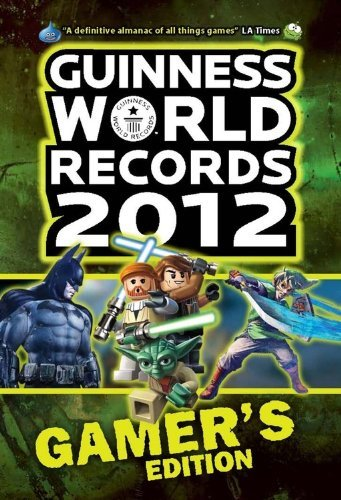 Guinness World Records Guinness World Records Gamer's Edition 2012