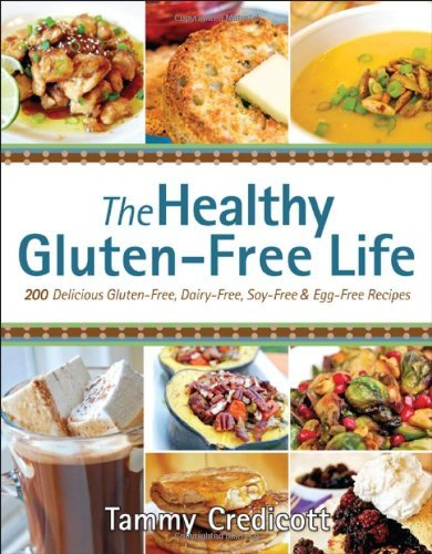 Tammy Credicott The Healthy Gluten Free Life