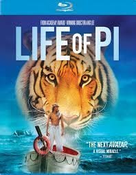 Life Of Pi Life Of Pi Blu Ray