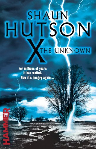 Shaun Hutson X The Unknown